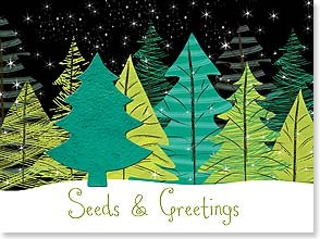 Green Greeting Cards & Stationary